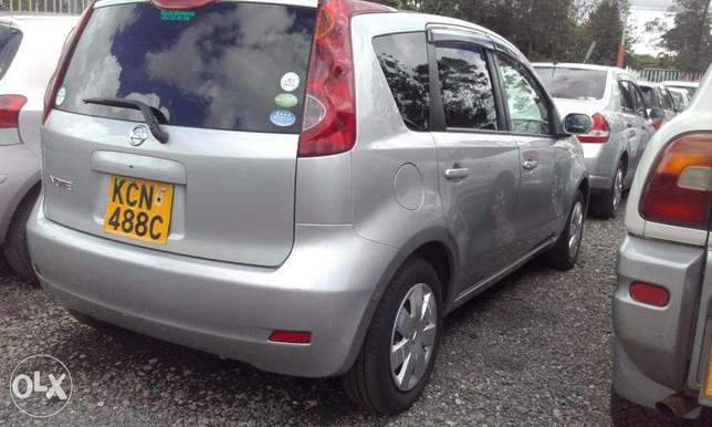 Nissan Note 2010 New 670k Ridgeways - image 1