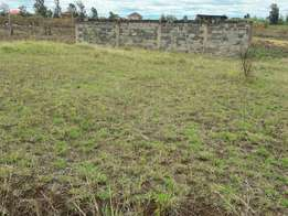 Muigai inn/Kenyatta rd Discounted plot for sale