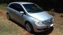 Classy Mercedes B170.1 owner. Reduced price