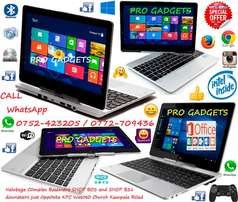 HP Revolve 810 Core i7 and Core i5 NEW Twistable TouchScreen Laptops