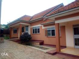 Executive three bedroom house is available for rent in naalya