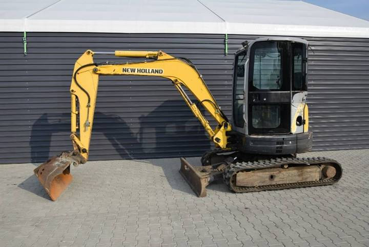 New Holland E 35.2 Sr - 2008