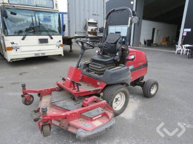Toro 3280D 4x4 Groundsmaster Rotary mower - 13 - 2013