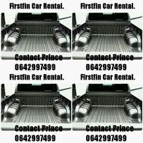 Car And Bakkie Rental is all we specialise in!!!