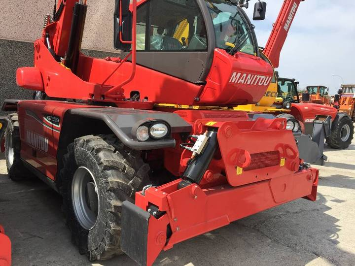 Manitou Mrt 2550 Plus Privilege - 2018