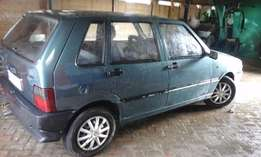 Fiat Uno 1400 for sale or swap