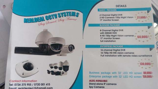 Cheap CCTV Installations Kwale - image 2