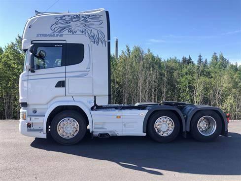 Scania R580 - 2015
