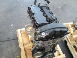 CITROEN 1.6 DS3 turbo engine HEAD, BLOCK AND SUMP R18000
