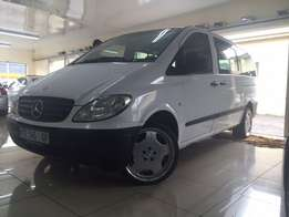 2009 Mercedes benz Vito 115 cdi only 160 000km