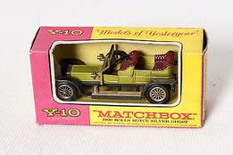 Boxed Matchbox Models Of Yesteryear 1906 ROLLS ROYCE