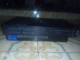Very neat P.S 2 play station with no fault in a good condition