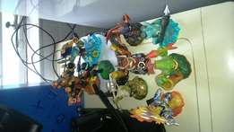 Playstaytion 3 + Skylanders swap force for sale