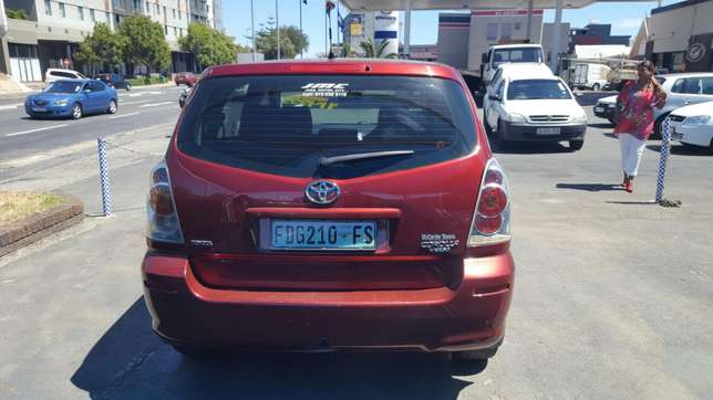 2005 toyota verso 1.6s 7 seater Cape Town - image 3