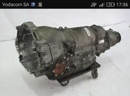 Audi A6 2002 2.4 tiptronic gearbox