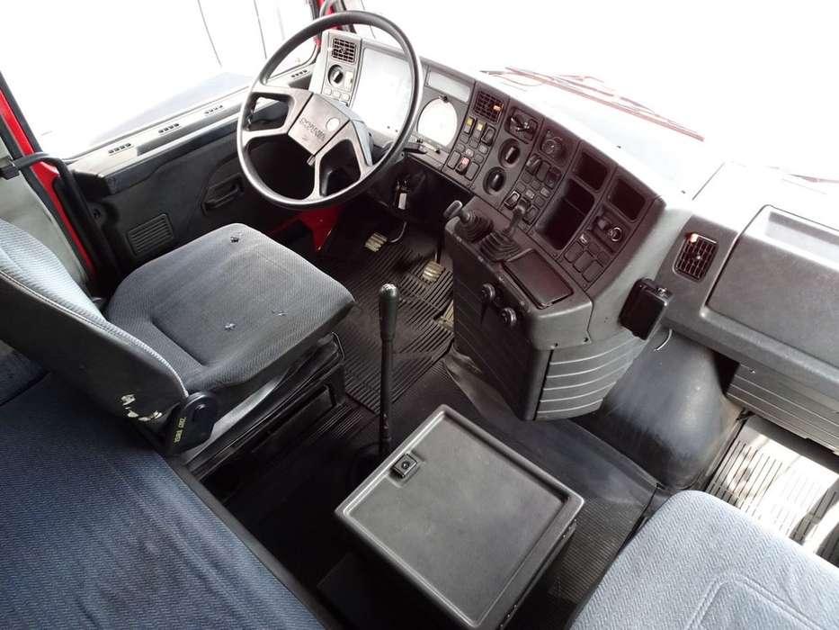 Scania T 143H 450 V8 / 6X2 TORPEDO / HAUBER / T-CAB - 1990 - image 7