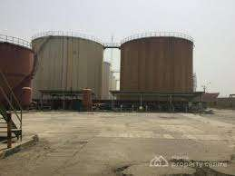 tank farms for sale at Ibafo,
