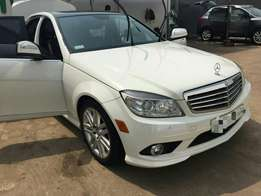 Well maintained Registered Mercedes Benz 4matic C300 for sale