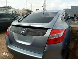 2011 Honda accord cross tour