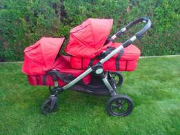 Baby Jogger City Select Twin / Sibling Car