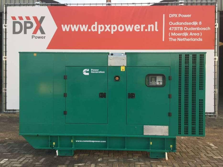 Cummins C275 D5 - 275 kVA Generator - DPX-18514 - 2019
