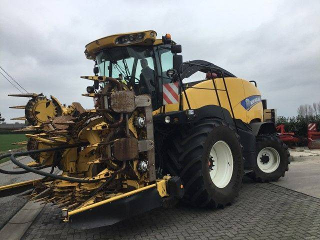 New Holland FR700 - 2013
