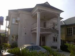 Exotic 4 bedroom Duplex For sale off odili road