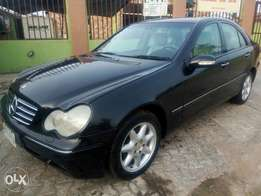 Clean 2004 Benz C320 ,4Matic