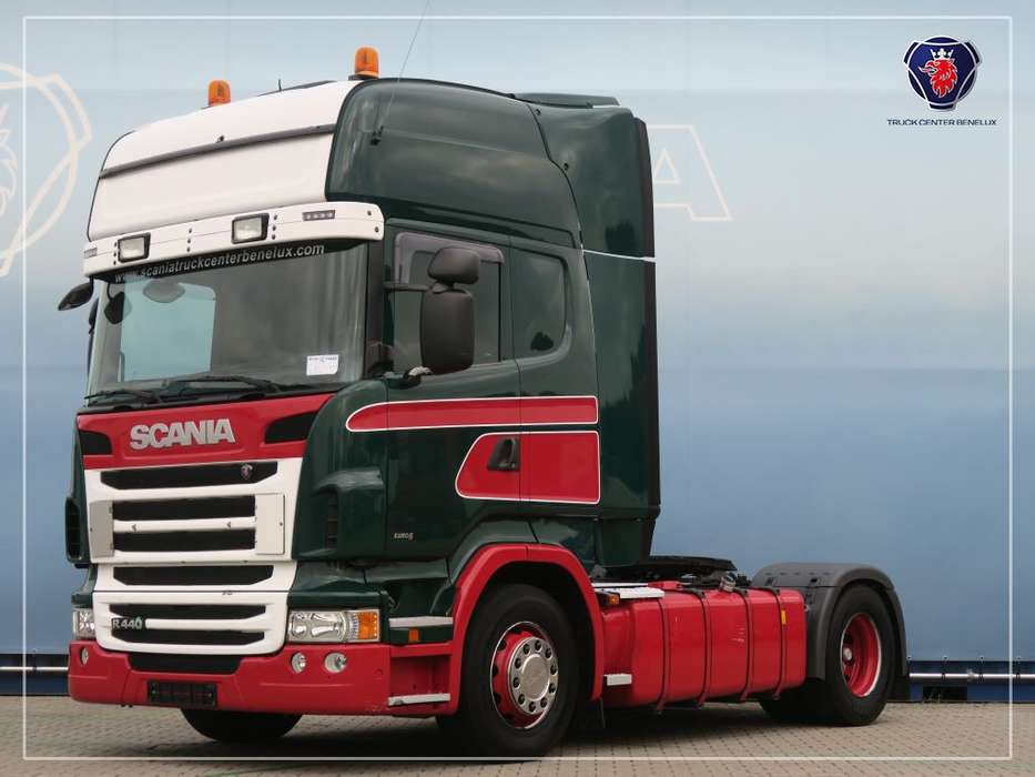 Scania R440 LA4X2MNA | ADR FL | Adblue - 2013
