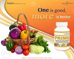Royale Prime-The Ultimate Multivitamin supplement.