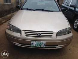 Extremely clean first body Toyota Camry 1999 tiny light