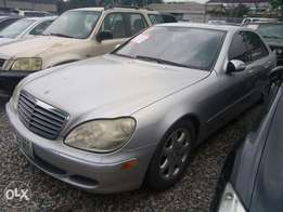 2005 Mercedes Benz S430 4matic