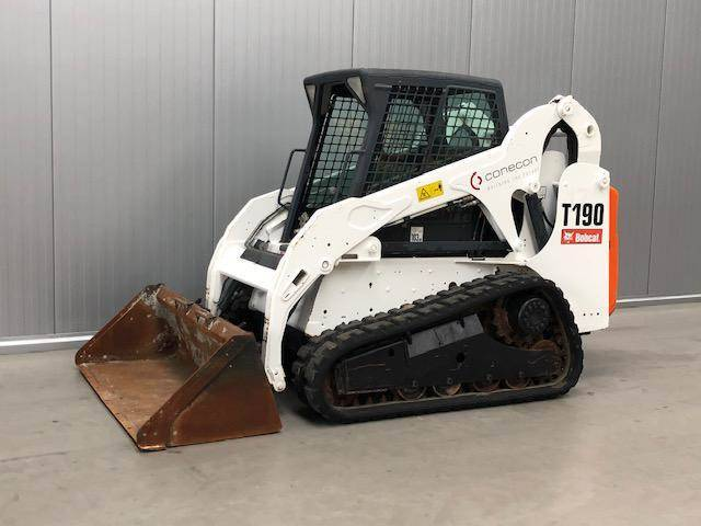 Bobcat T 190 High Flow - 2010