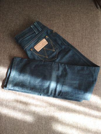 spodnie damskie wrangler olx