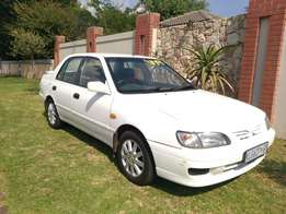Call Haroon on 1999 Nissan Sentra 160i Automatic
