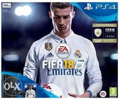 Brand new & sealed PS4 CR7 Edition