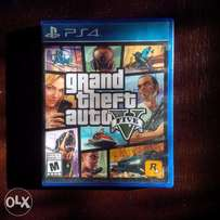 Grand theft Auto gta 5 ps4 game