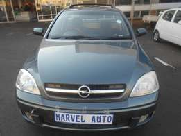 2008 Opel Corsa Utility 1.7 Dti For R75,000
