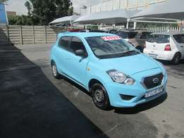 Low On Mileage 2015 Datsung GO LUX 1.2 Hatchback In Good Condition