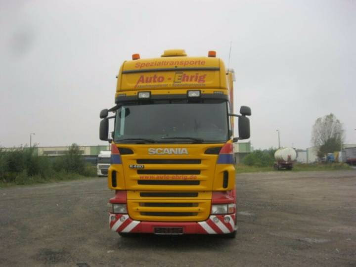 Scania R 480 Topline / Retarder - 2008