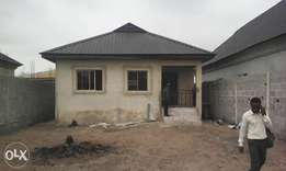 To Let: Detached Fenced 2-Bedroom Bungalow at Abijo GRA, Lekki, Lagos