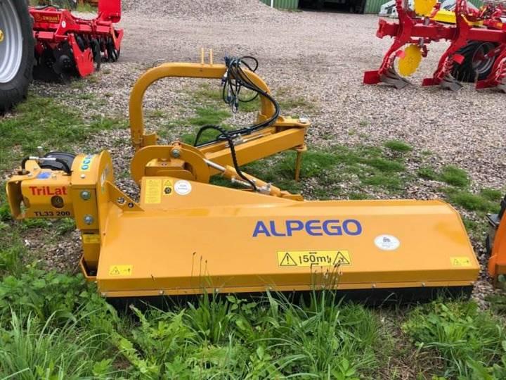 Alpego Trilat Tl 33 - 200