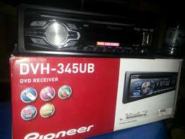 Pioneer Dvd original Radio Guaranteed Durability.