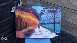 One of a kind painting collectable that you cant afford to miss out on