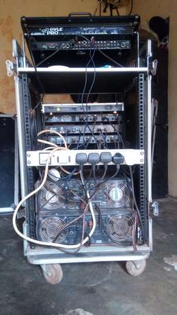 Complete DJ Rack for sale Kampala - image 4