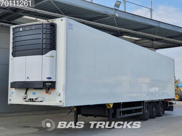 Schmitz Cargobull Carrier Maxima 1300 Blumenbreit - 2010