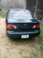 Clean corolla for sale