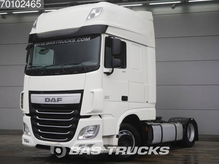 DAF XF 510 SSC 4X2 Mega Euro 6 - 2015