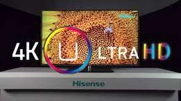 "50"" Hisense Smart 4K LED Tv Brand new"