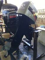 60 EFI Mercury four stroke for sale